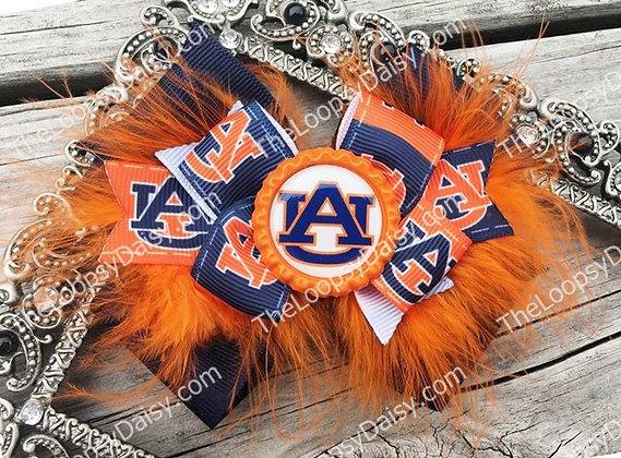 Auburn University Tigers Bow