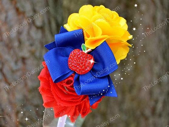 Regal Snow White Apple Headband