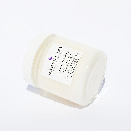 COCO MENTA limpiador facial, corporal y desodorante.