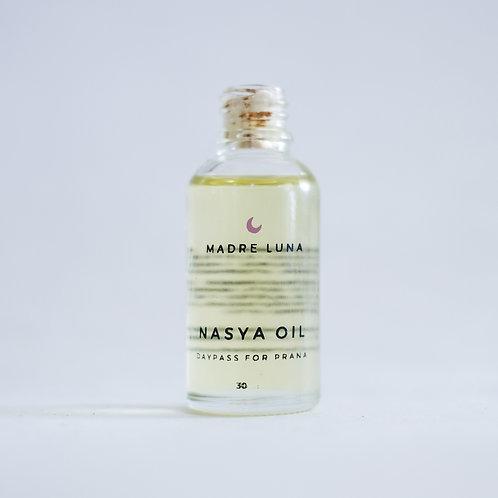 NASYA OIL purificación nasal