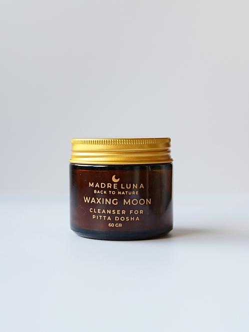 WAXING MOON limpiador facial piel sensible