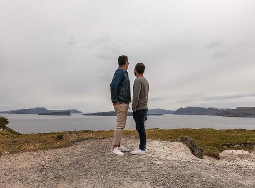 André & João, dois pelo mundo