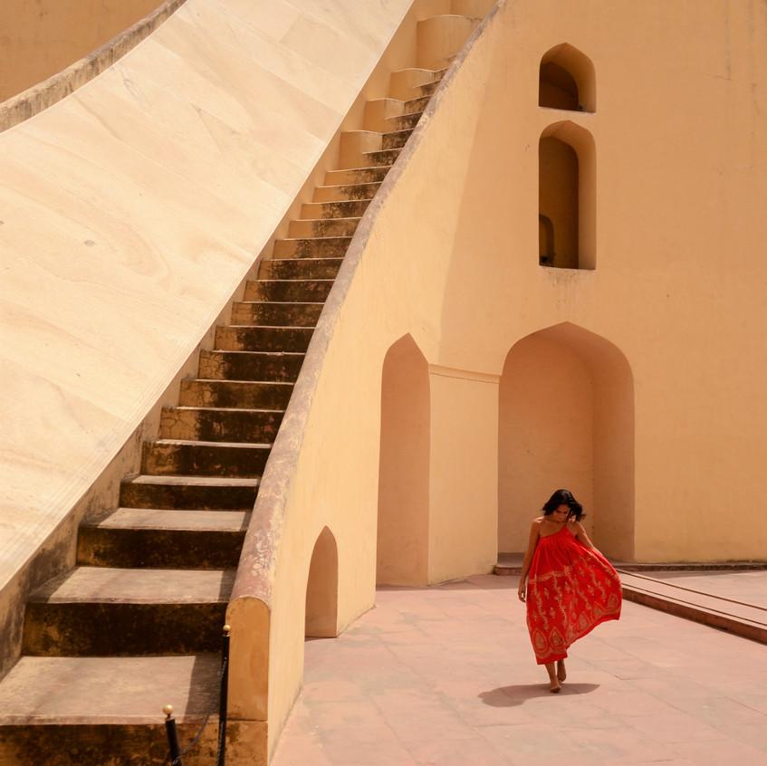 Mami Pereira, Jaipur