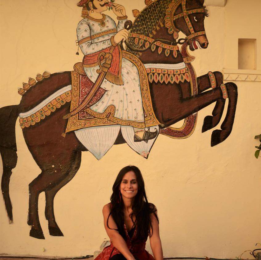 Mami Pereira, Udaipur