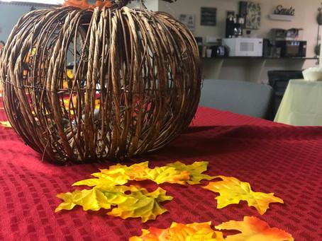 October Teacher Appreciation Breakfast