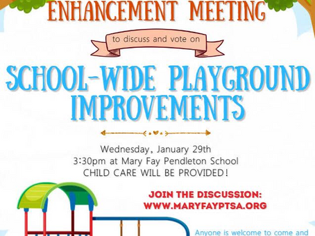 Playground Committee