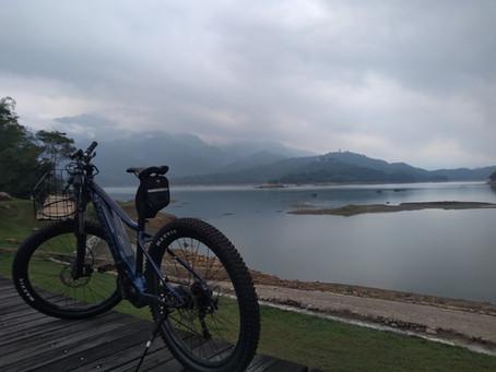 Biking Around Sun Moon Lake 騎腳踏車環湖