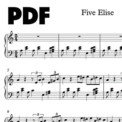 Five Elise
