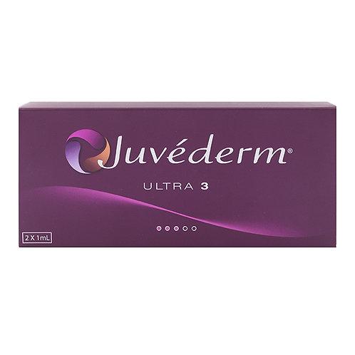 Juvederm ULTRA 3 (2 x 1ml)