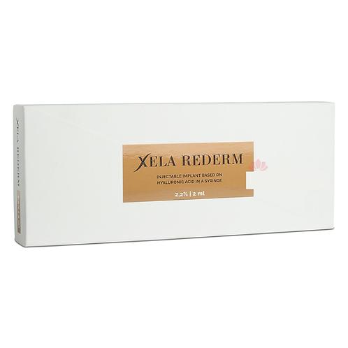 Xela Rederm 2.2% 2ml
