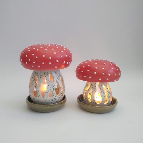 Sfeerlicht paddenstoel