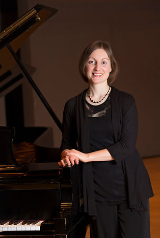 Ana Yoder Coulter piano teacher