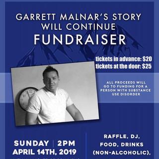 Garrett Malnar Fundraiser