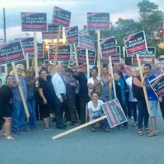 Mayor Carpenter Campaign