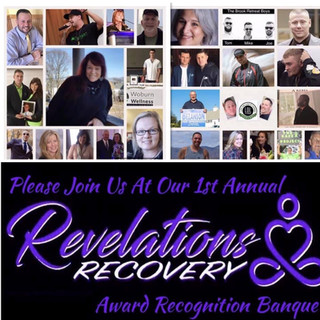 1st Annual Revelations Recovery Award Banquet