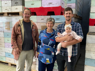Gavins Apiaries – Four Generations and 109 Years in the Hives