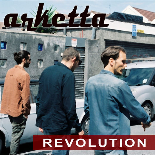 Revolution Single Artwork
