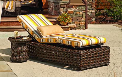 Lane Venture South Hampton Collection Outdoor Lounge
