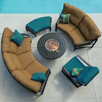 Tropitone kenzo cushion outdoor furniture