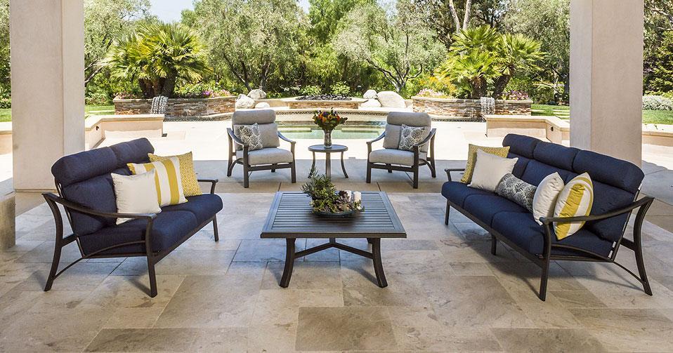 Tropitone corsica cushion outdoor furniture