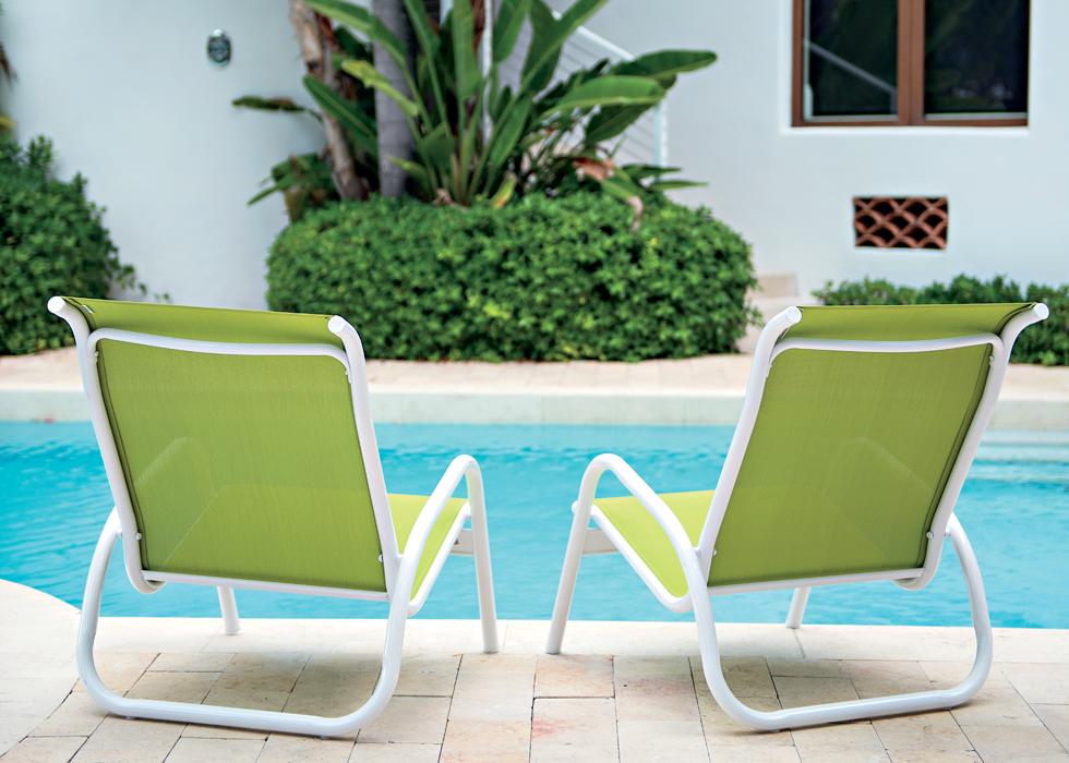 Telescope Casual Gardenella Collection Outdoor Chairs