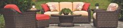 Lane Venture South Hampton Collection Outdoor Furniture Set