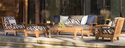 Lane Venture Saranac Collection Outdoor Furniture Set