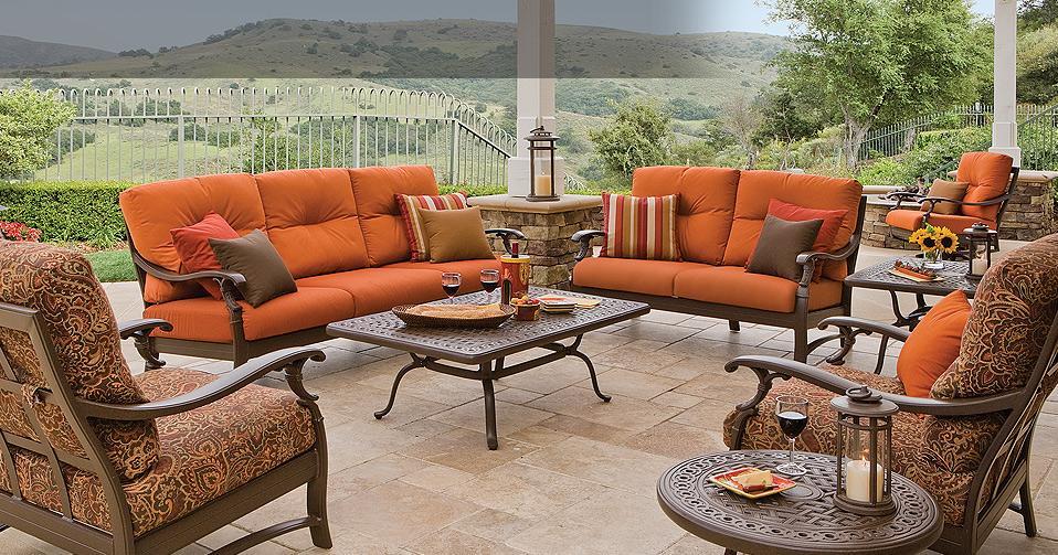 Tropitone ravello cushion outdoor furniture