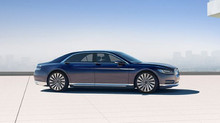 Big copycat? It's Lincoln's Continental