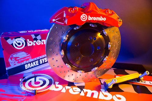 BREMBO GRAN TURISMO BRAKE SYSTEM