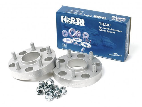 H&R TRAK+ WHEEL SPACERS DRM SERIES 40-90 mm