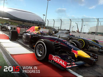 Gaming: your first look at F1 2015