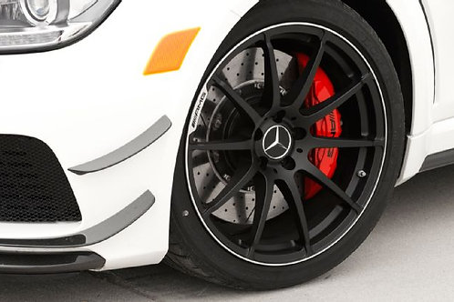"AMG 18"" 10-SPOKE ALLOY IN MATTE BLACK C63"