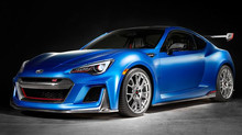 This is Subaru's 450bhp BRZ STI