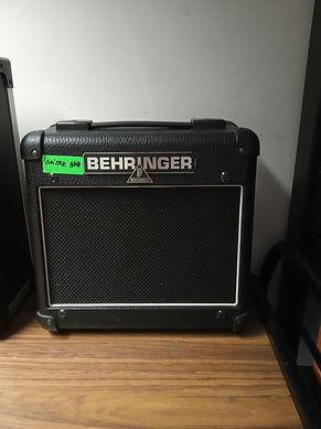 Berhinger Vintager AC108