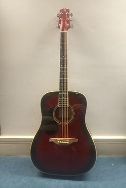 Sx Acoustic guitar - LEFT HANDED