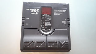 Zoom 505 Guitar - compact multi effects processor