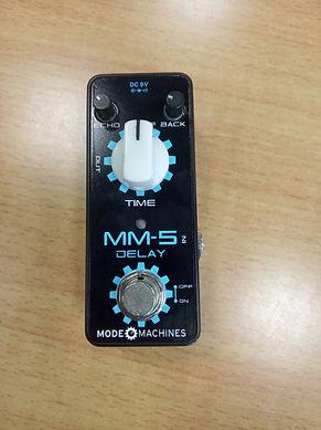 Mode Machines MM-5 Digital Delay Micro
