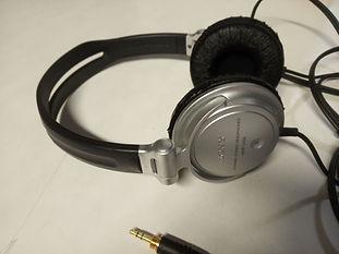 Sony MDR V-300 headphones