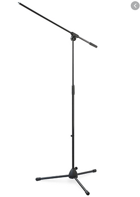 Athletic mic stand