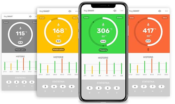 Timpex Smart 100 aplikace