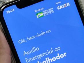 Pai terá 40% do auxílio emergencial penhorado para pensão alimentícia