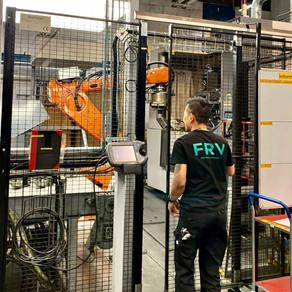 Förberedelser inför produktion av nya Scania-artiklar