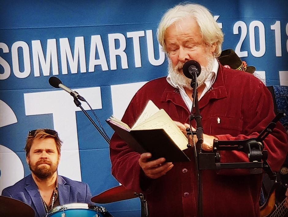 I dag möter vi Ludvika med vår femte konsert av Höj Rösten.