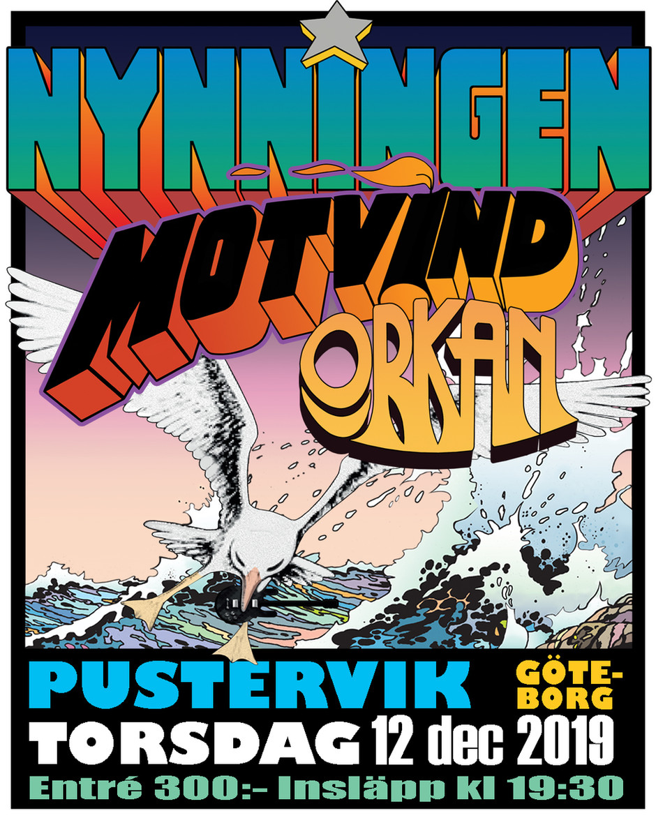 ROCK PÅ PUSTERVIK 12 dec