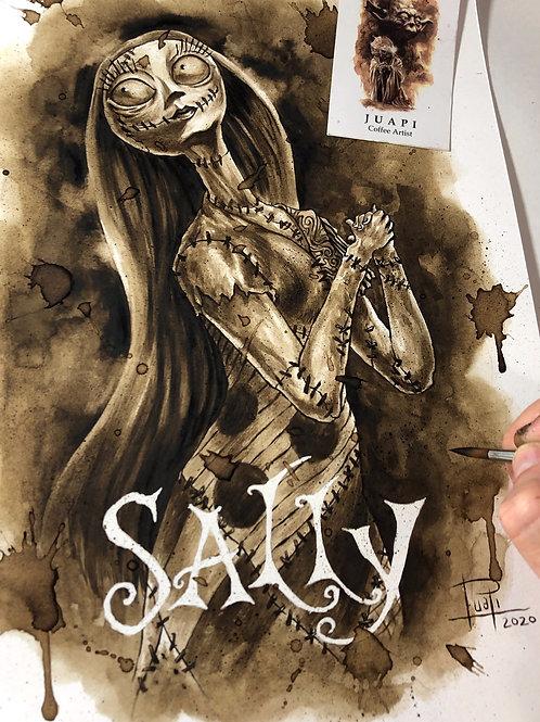 Sally -Coffee Art