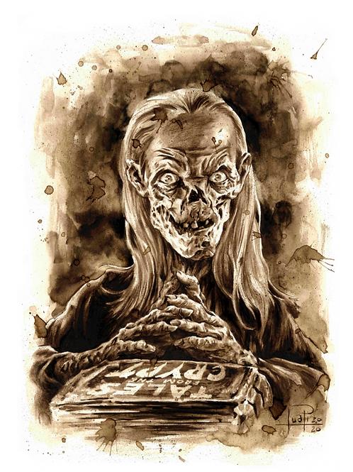 91. Coffee Art Print