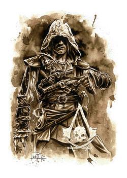 Edward Assassins Creed