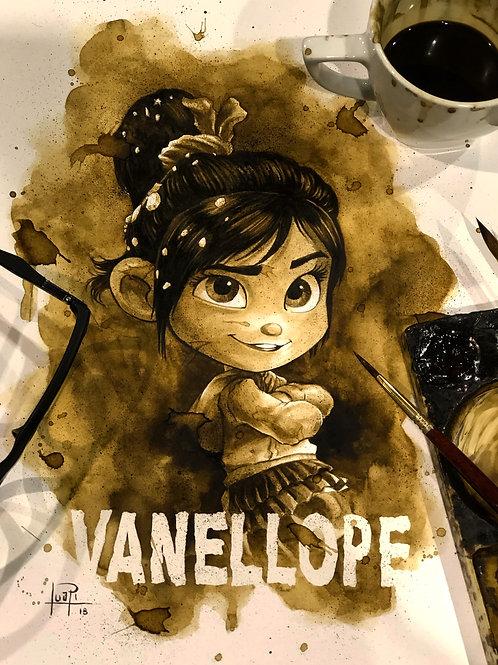 16. Coffee Art Print