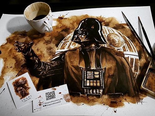 82. Coffee Art Print